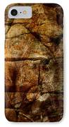 Stone Wall IPhone Case by Judy Wood