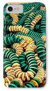 Strain And Restrain IPhone Case by MJ Olsen