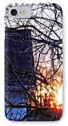 Sunrise Next Door IPhone Case by Sarah Loft