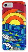 Sunshine Through My Window IPhone Case by Susan Claire