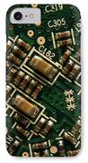 Surface Mount IPhone Case by Richard Stephen