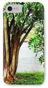 Tales From My Secret Garden IPhone Case by Wendy J St Christopher