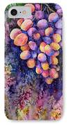 Taste Of The Sun IPhone Case by Zaira Dzhaubaeva