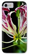 Tendrils Of My Mind IPhone Case by Christi Kraft