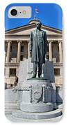 Tennessee Capitol IPhone Case by Dan Sproul