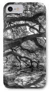 The Century Oak IPhone Case by Scott Norris