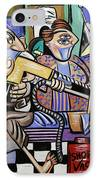 The Dentist Is In Root Canal IPhone Case by Anthony Falbo