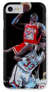The Dunk IPhone Case by Don Medina