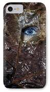 The Eye IPhone Case by Joana Kruse