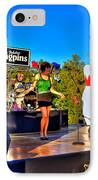 The Fabulous Kingpins IPhone Case by David Patterson