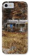 The Girl Left Behind IPhone Case by Skip Nall