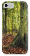 The Giving Tree IPhone Case by Scott Norris