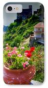 The Godfather Villages Of Sicily IPhone Case by David Smith
