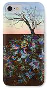 The Journey IPhone Case by James W Johnson