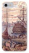 The Merchant Of Venice IPhone Case by Ricky Nathaniel