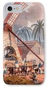 The Millyard, From Ten Views IPhone Case by William Clark
