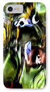 The Mind's Eye  IPhone Case by Deena Stoddard