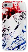 The Ride IPhone Case by Frederico Borges