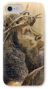 The Sacrifice IPhone Case by Richard Jules