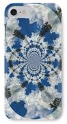 The Sky's The Limit IPhone Case by Wendy J St Christopher