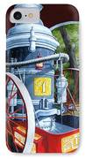The Steamer IPhone Case by Tanja Ware