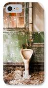 The Urinal IPhone Case by Gary Heller