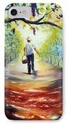 The Vintner IPhone Case by Meaghan Troup