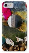 The World Is So Wonderful A Must See Popart IPhone Case by Pepita Selles