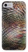 Thru The Maze IPhone Case by Deborah Benoit