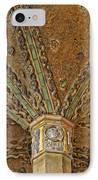 Tile Work IPhone Case by Susan Candelario
