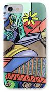 Together Again IPhone Case by Anthony Falbo