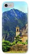 Tranquil Landscape IPhone Case by Mariola Bitner