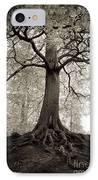 Tree Of Life IPhone Case by Dominique De Leeuw