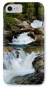 Up The Creek IPhone Case by Bill Gallagher