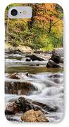 Upstream IPhone Case by JC Findley