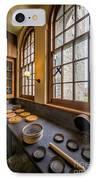 Victorian Baking IPhone Case by Adrian Evans