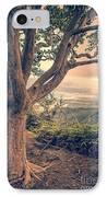 Waihee Ridge Trail Maui Hawaii IPhone Case by Edward Fielding