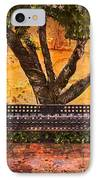 Waiting For You IPhone Case by Debra and Dave Vanderlaan