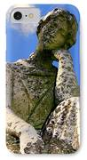 Weathered Woman IPhone Case by Ed Weidman
