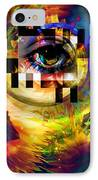 Welcome To 3rd Annex IPhone Case by Elizabeth McTaggart