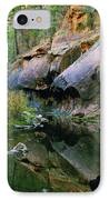West Branch Oak Creek IPhone Case by Joshua House