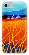 Wicklow Hills IPhone Case by John  Nolan