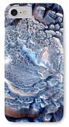Wild Blue Yonder IPhone Case by Joyce Dickens