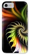 Wild Flower IPhone Case by Anastasiya Malakhova