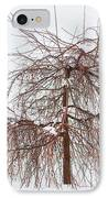 Wild Springtime Winter Tree IPhone Case by James BO  Insogna