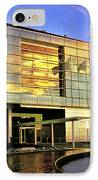 William Jefferson Clinton Presidential Library IPhone Case by Jason Politte