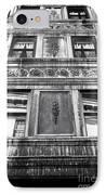 Window Design IPhone Case by John Rizzuto