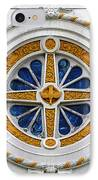 Window St Mary's Church New Orleans IPhone Case by Christine Till