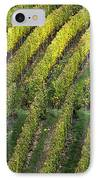 Wine Acreage In Germany IPhone Case by Heiko Koehrer-Wagner