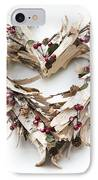 With Love IPhone Case by Anne Gilbert
